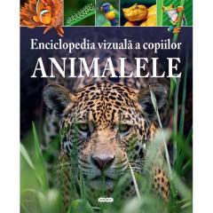 Animalele-Enciclopedia vizuala a copiilor 0