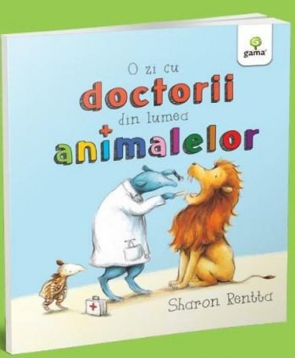 O zi cu doctorii din lumea animalelor [0]