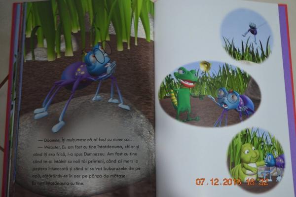 Webster - păianjenul fricos (seria Hermie) 6
