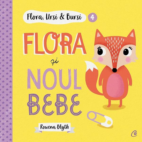 Flora, Ursi si Bursi 4: Flora si noul bebe [0]