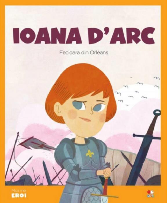 Ioana d'Arc.MICII EROI 0