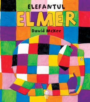 Elefantul Elmer 0