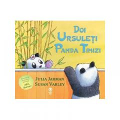 Doi ursuleti panda timizi 0
