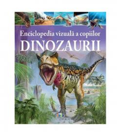 Dinozaurii-Enciclopedia vizuala a copiilor [0]