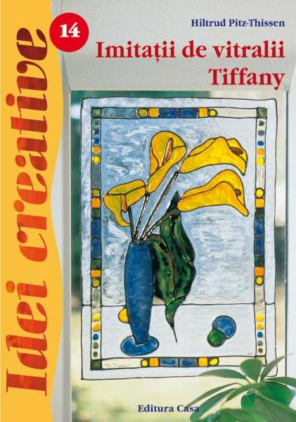 Idei creative nr.14-Imitatii de vitralii Tiffany 0