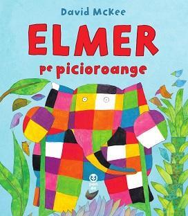 Elmer pe picioroange 0