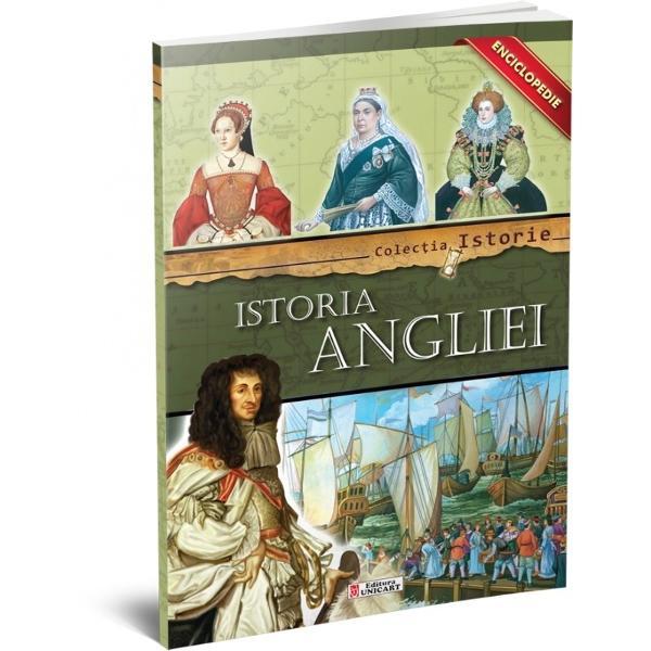 Enciclopedie - Istoria Angliei [0]