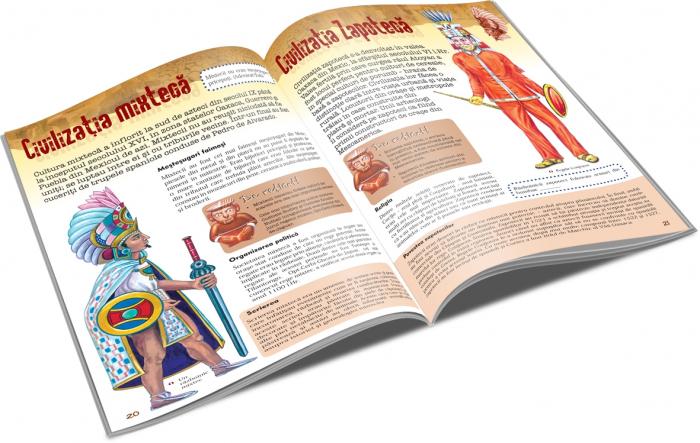 Enciclopedie - Civilizatii din America [1]
