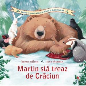 Martin stă treaz de Crăciun 0