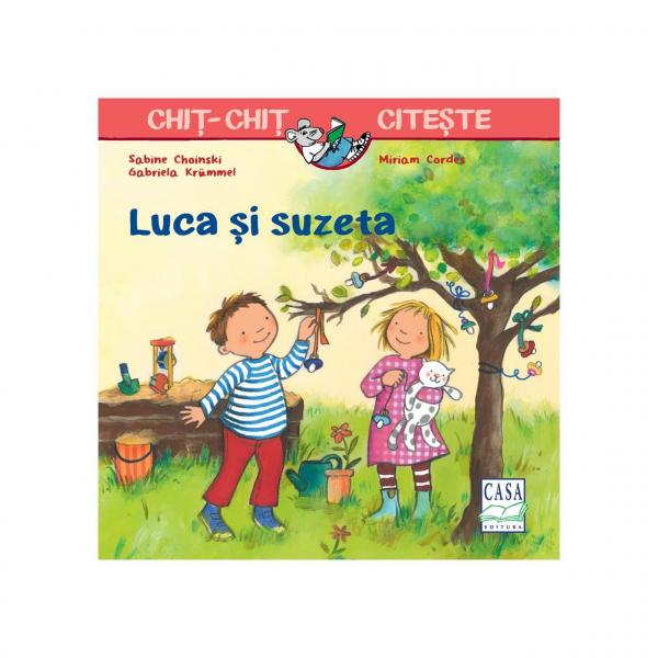 Luca și suzeta [0]
