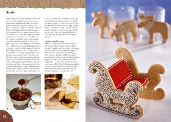 Figurine din turtă dulce - Idei Creative Nr. 120 1