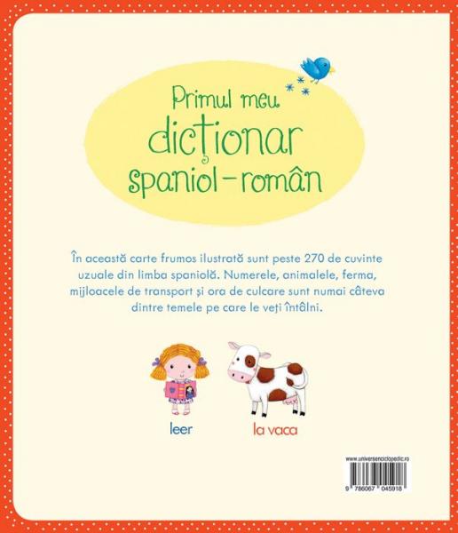 Primul meu dictionar spaniol-roman(Usborne) 4