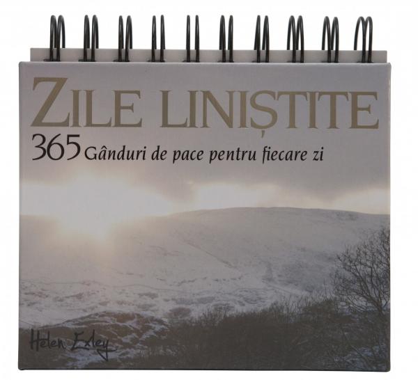 """Calendarul """"365 de zile liniștite"""" 0"""