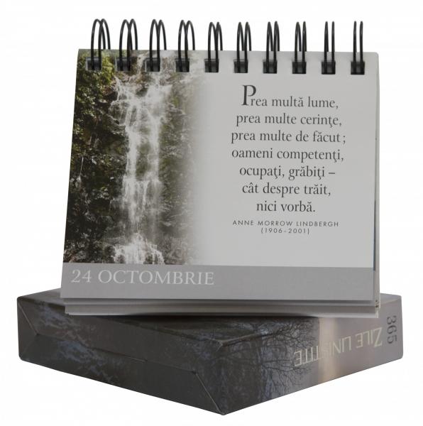 """Calendarul """"365 de zile liniștite"""" 1"""