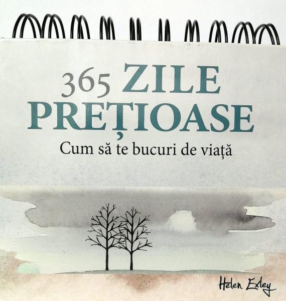 """Calendarul """"365 Zile Preţioase"""" 0"""