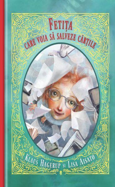 Fetița care voia să salveze cărțile 0