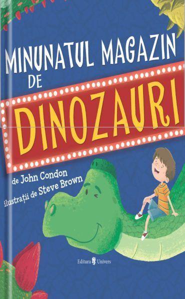 Minunatul magazin de dinozauri [0]