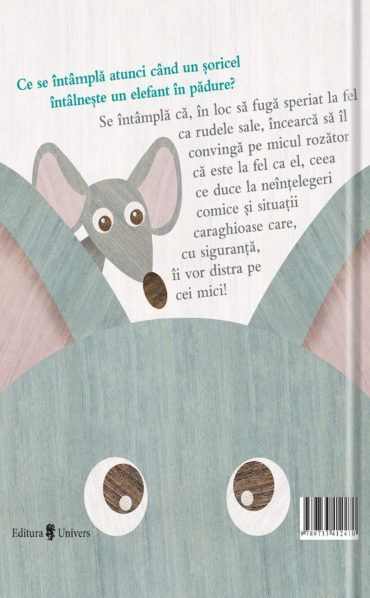 Elefantul care se credea șoricel 1