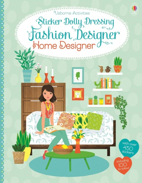 Sticker Dolly Dressing - Home Designer 0