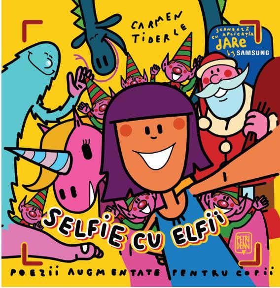 Selfie cu elfii 0