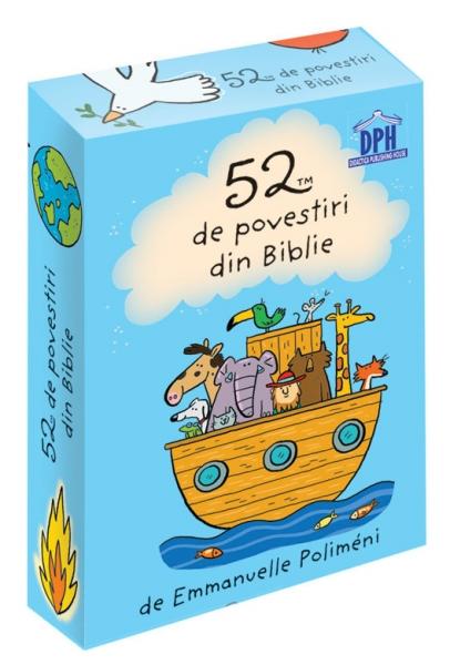 52 de povestiri din Biblie 0