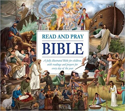 Read and Pray Bible for Kids 0