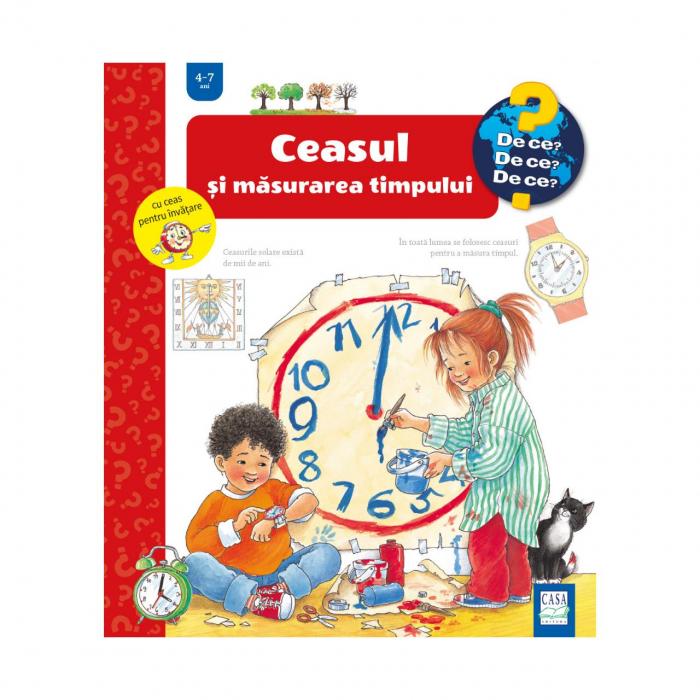 Ceasul și măsurarea timpului [0]