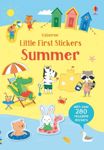 Little first stickers summer 0