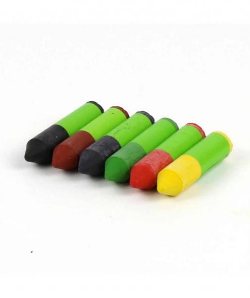 6 Mini-Creioane Cerate Naturale ÖkoNORM Nawaro Gnome (Pitice) 2