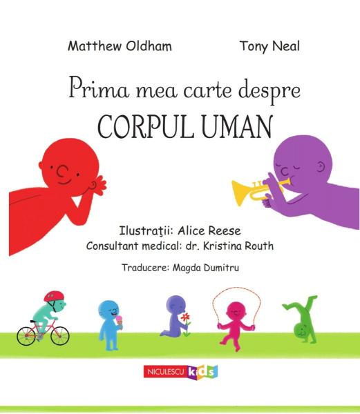 Prima mea carte despre corpul uman 1