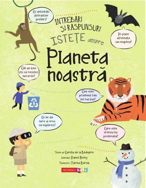 Intrebari si raspunsuri istete despre planeta noastra 1