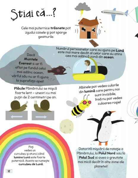 Intrebari si raspunsuri istete despre planeta noastra 2