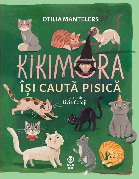 Kikimora isi cauta pisica 0