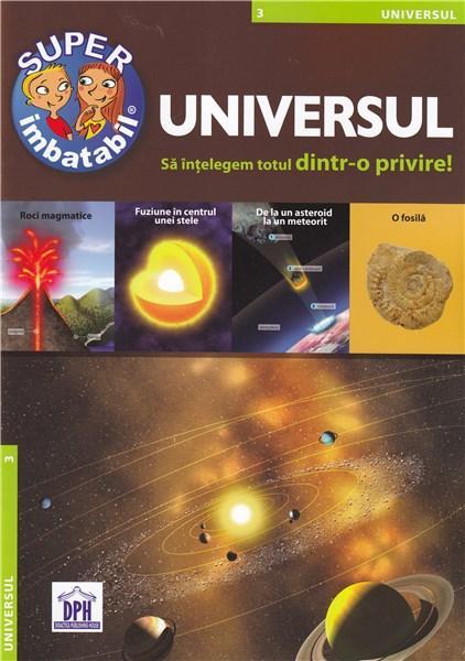 Universul - Sa intelegem totul dintr-o privire! 0