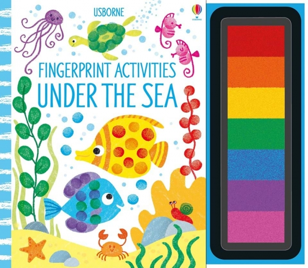 Fingerprint Activities: Under the Sea 0