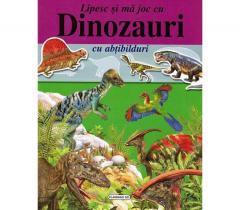 Lipesc si ma joc cu dinozauri 0