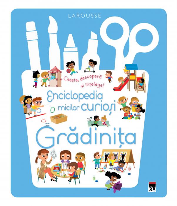Enciclopedia micilor curiosi Gradinita [0]