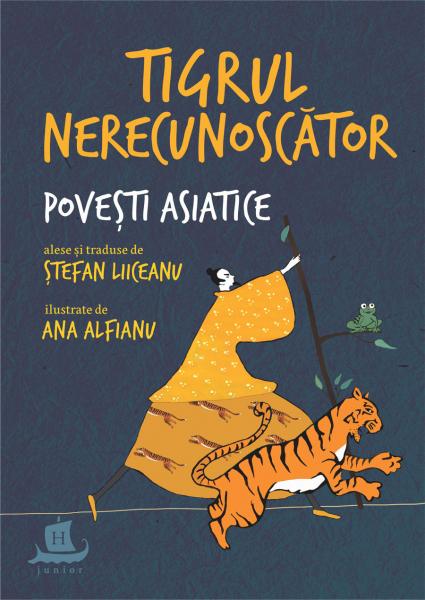 Tigrul nerecunoscator - Povesti asiatice 0