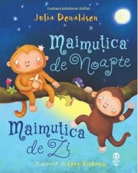 Maimutica de Noapte, Maimutica de Zi 0