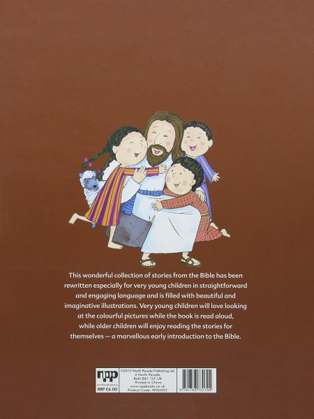 Bible Stories for the New Testament 4