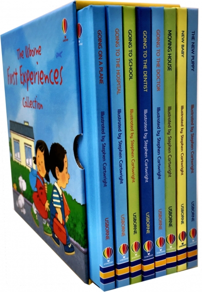 The Usborne First Experiences Collection 0