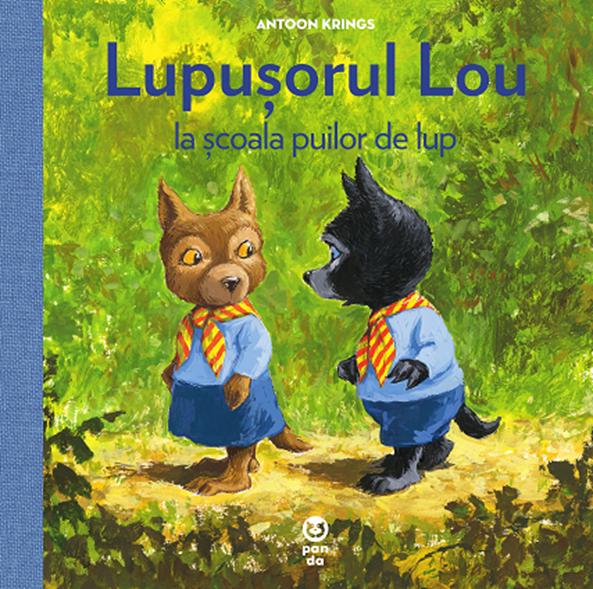 Lupusorul Lou la scoala puilor de lup [0]