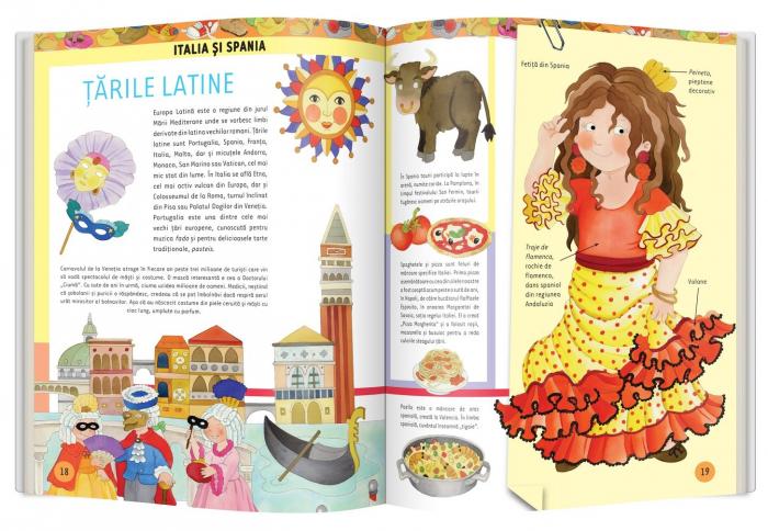 Prima mea carte despre copiii lumii 1
