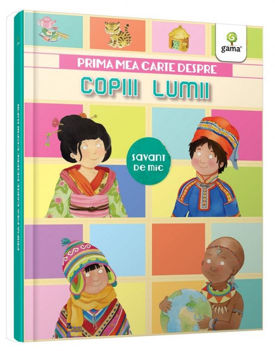 Prima mea carte despre copiii lumii 0