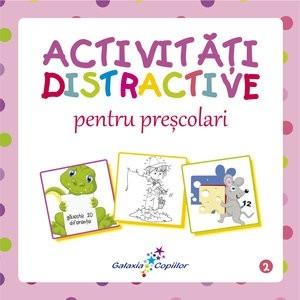 Activităţi distractive pentru preşcolari 2 0
