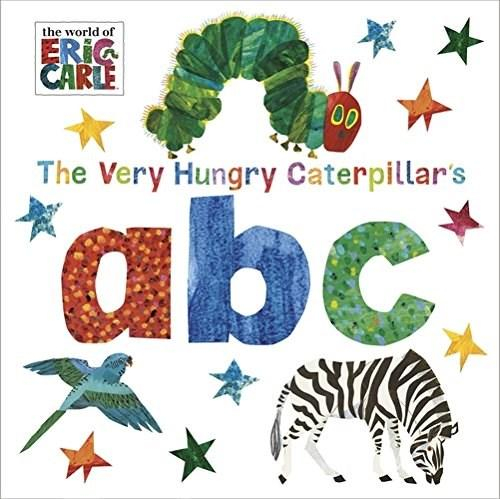 The Very Hungry Caterpillar's abc [0]