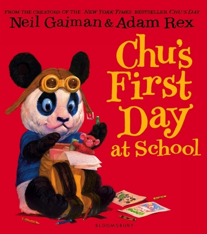 Chu's First Day at School 0