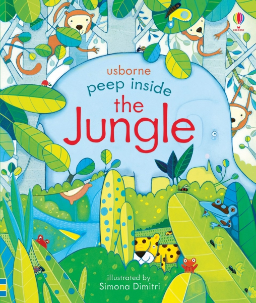 Peep inside the jungle 0
