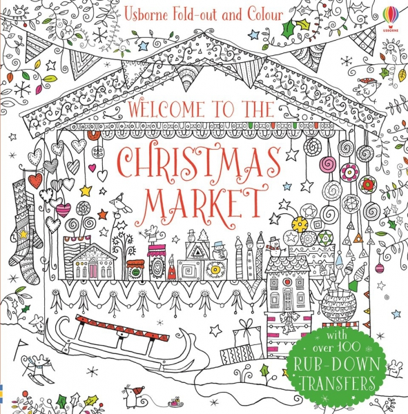 Welcome to the Christmas market 0