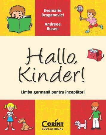 Hallo, Kinder! Limba germana pentru incepatori [0]